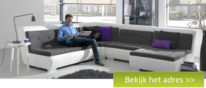 Hoekbanken Eindhoven kom kijken bij Seats and Sofas Megastore